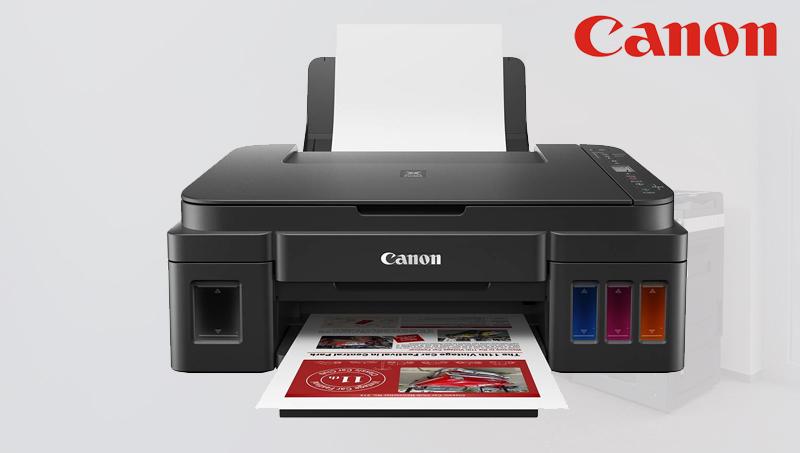 Canon Renkli - Mürekkepli Yazıcı Servisi