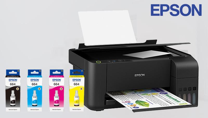 Epson Renkli - Mürekkepli Yazıcı Servisi